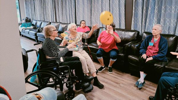 Adult senior day care center in Sherwood AR