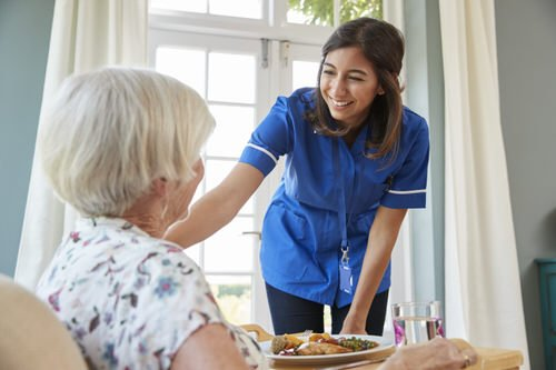 In-home care nursing employment in Sherwood Arkansas and in home care services
